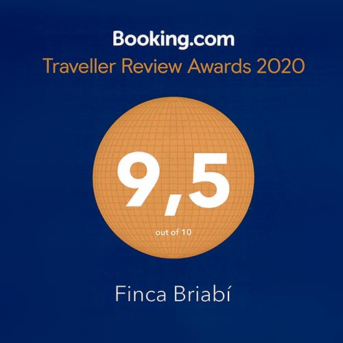 finca briabi booking